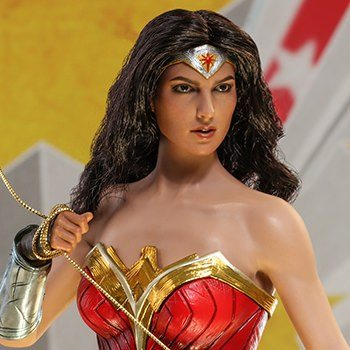Wonder Woman Comic Concept Version Sixth Scale Figure by Hot Toys