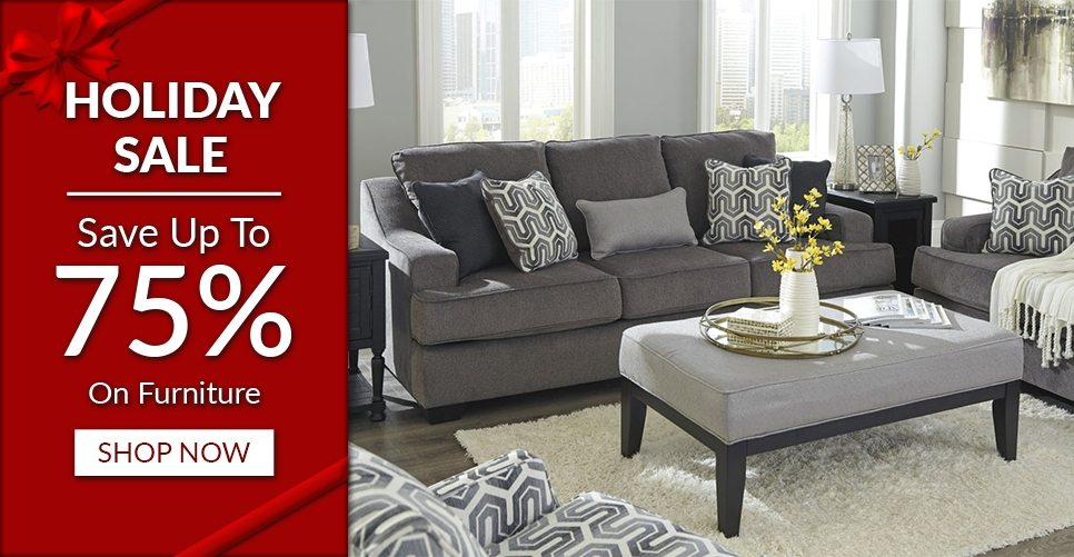 Holiday Savings Furniture Sale