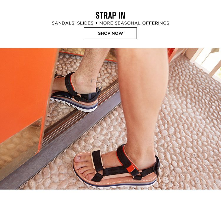 Strap In - Shop Now