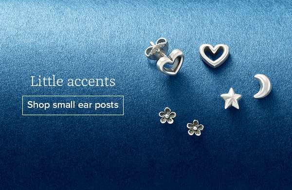 Little accents - Shop small ear posts