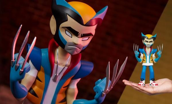LIMITED EDITION: 500 Wolverine Designer Collectible Toy by Unruly Industries™