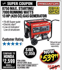 Inventory Closeout - Harbor Freight Tools Email Archive