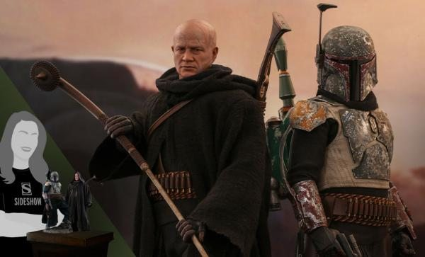 The Mandalorian - Boba Fett™ (Deluxe Version) Sixth Scale Figure Set by Hot Toys