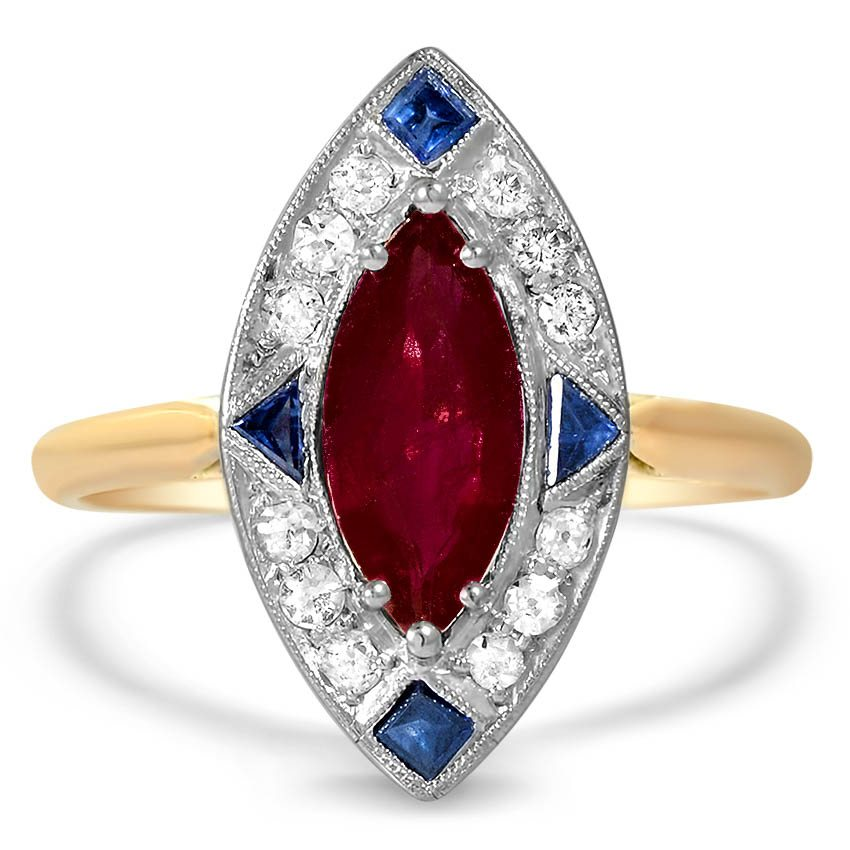 The Downey Ring