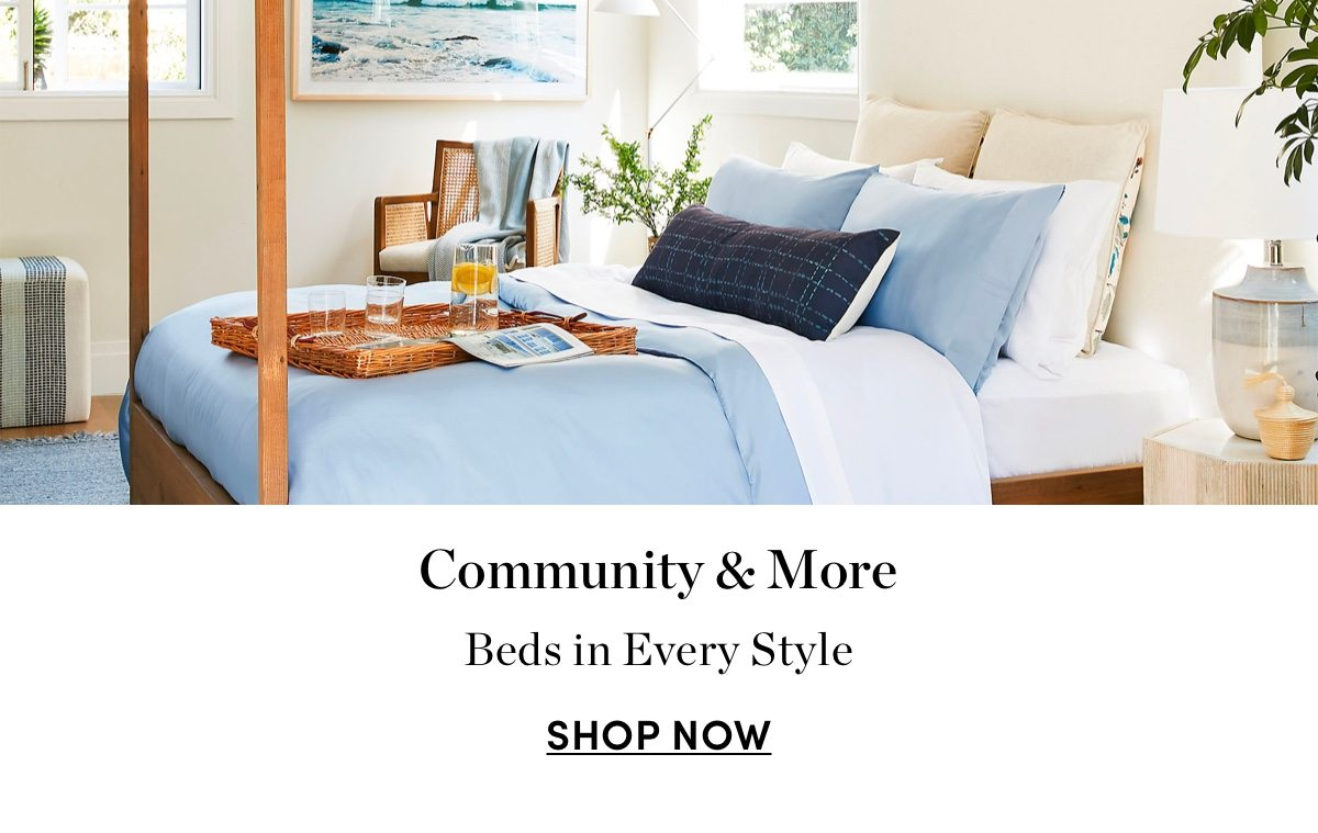 Beds in Every Style