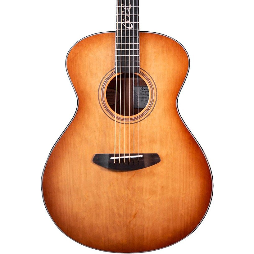 Breedlove Organic Collection Signature Concert Jeff Bridges Acoustic-Electric, Copper Burst