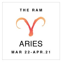 SHOP YOUR ARIES HOROSCOPE