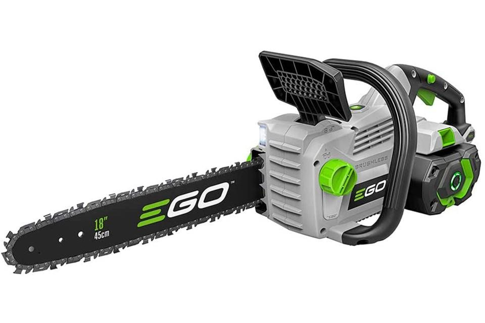 The Best Electric Chainsaw for Clearing Debris: EGO Power+ 18