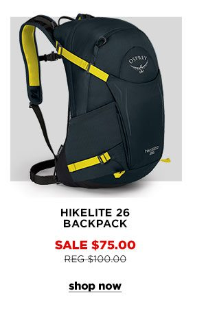Hikelite 26 Backpack - Click to Shop Now