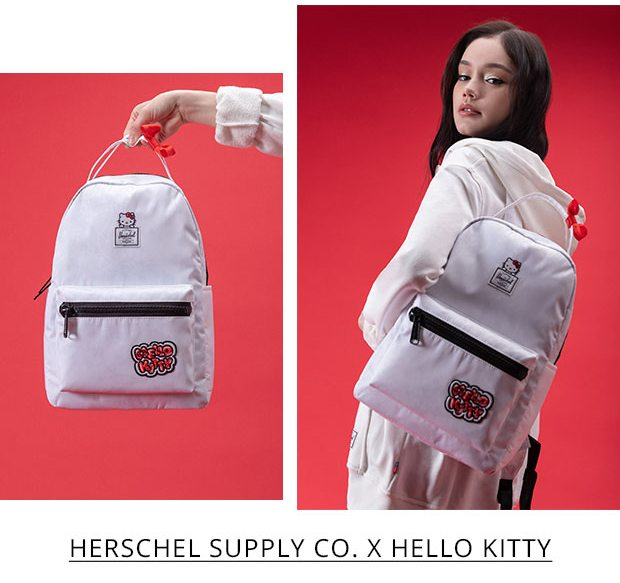 Shop Herschel Hello Kitty