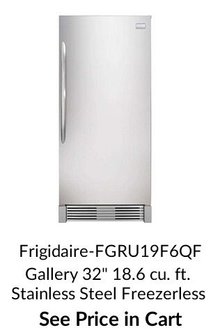 New Year's Frigidaire Deal 1