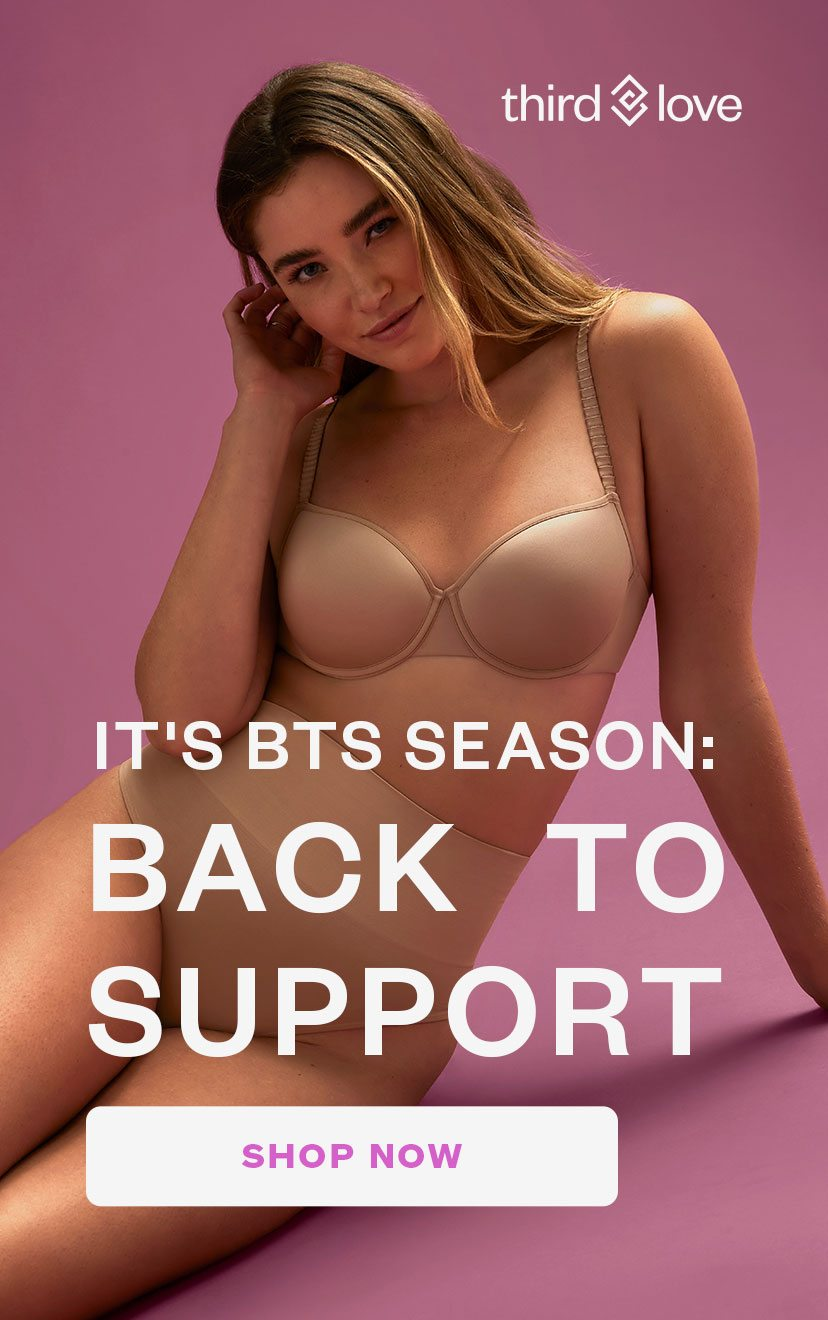 It's BTS season: Back to Support