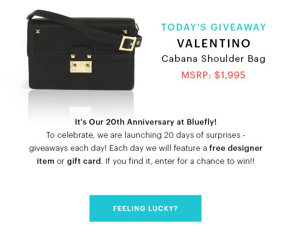 d56642cebd37 Your Valentino Shoulder Bag Is Waiting - Bluefly Email Archive