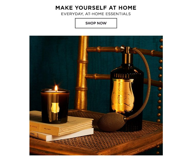 Make Yourself at Home: Everyday, at-home essentials - Shop Now