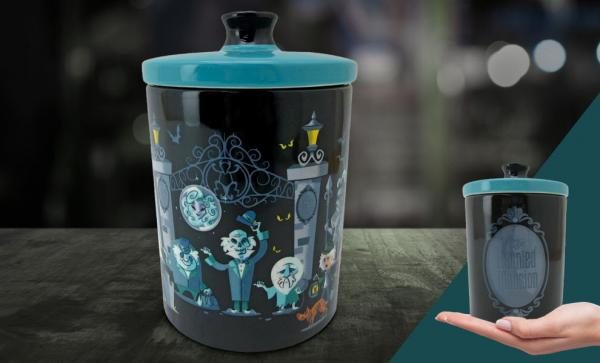 Haunted Mansion Cookie Canister by Enesco
