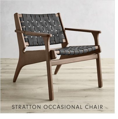 STRATTON OCCASIONAL CHAIR