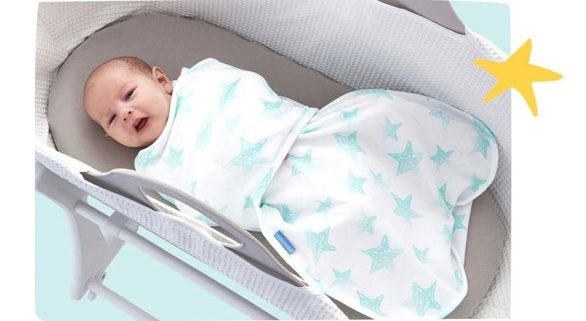 Groswaddle 100% Cotton Swaddle