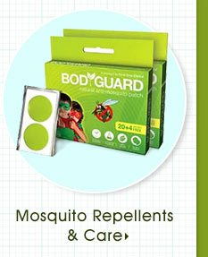 Mosquito Repellents & Care