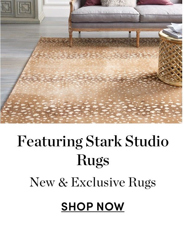 New & Exclusive Rugs