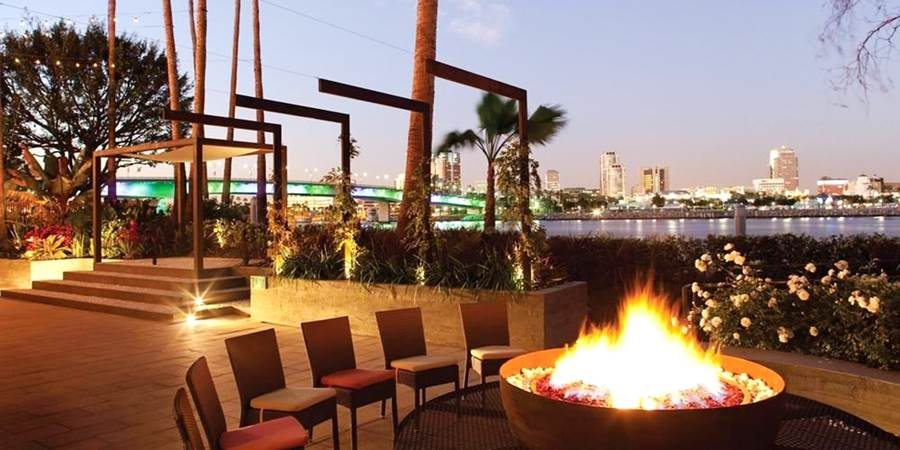 Long Beach Waterfront Hotel For 179