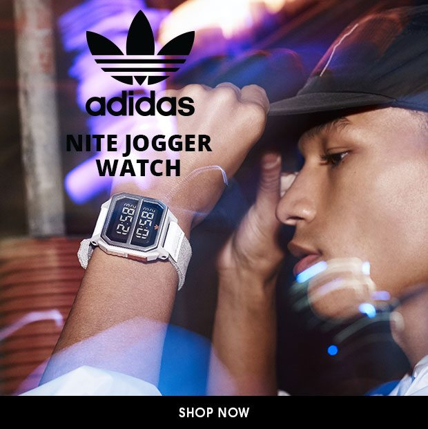 adidas Night Jogger Watch