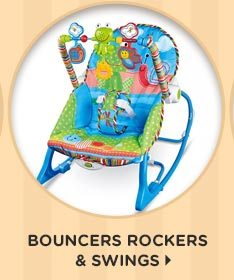 Bouncers Rockers & Swings