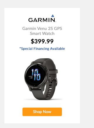 Garmin Venu 2S GPS Smart Watch