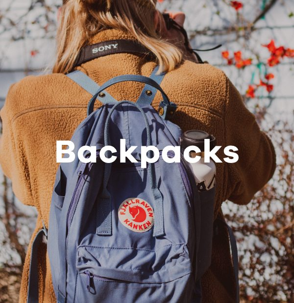 Backpacks - Up to 40% off