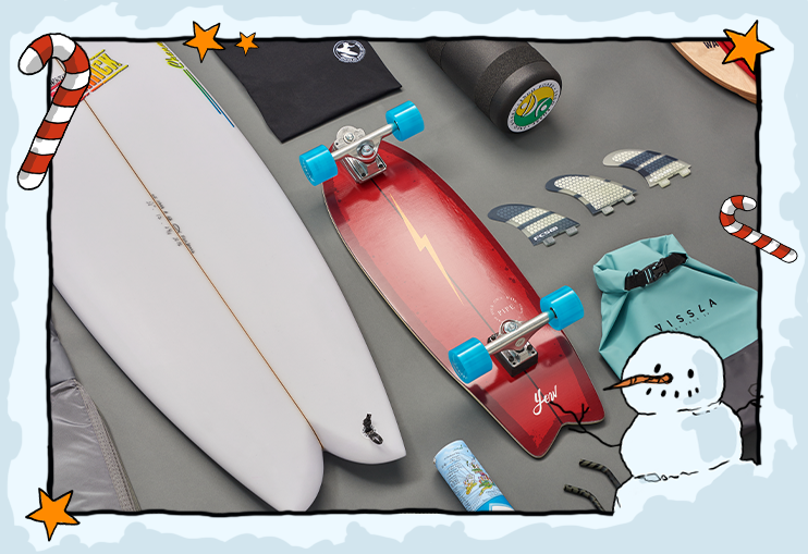 Gifts for surfers | Explore now