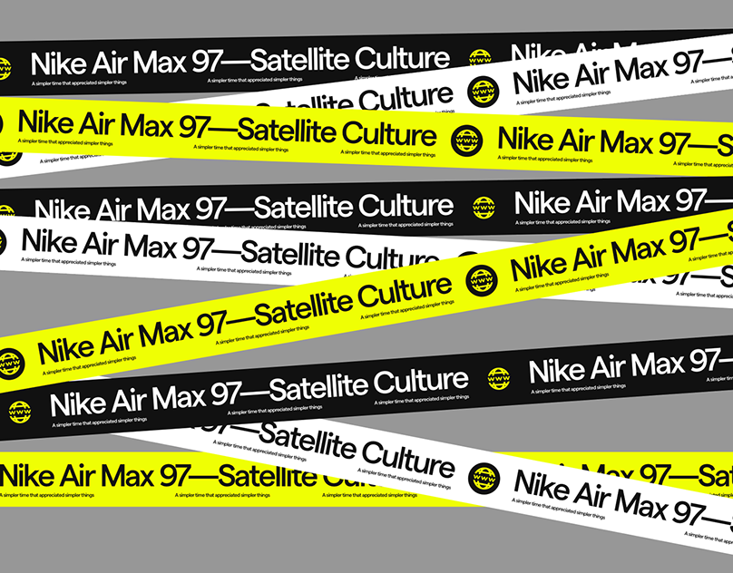 Nike Air Max 97—Satellite Culture