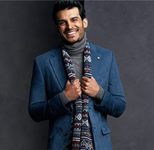 BLACK FRIDAY | SHOP NOW | $99.99 Select Suits + 4/$125 Dress & Casual Shirts + $78 Sport Coats + 2/$65 Merino V-Neck Sweaters + All Sweaters UP TO 70% OFFand much more on sale - SHOP NOW