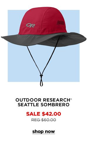 Outdoor Research Seattle Sombrero - Click to Shop Now