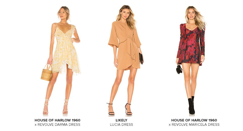Just In: Shop Our Favorite New Dresses