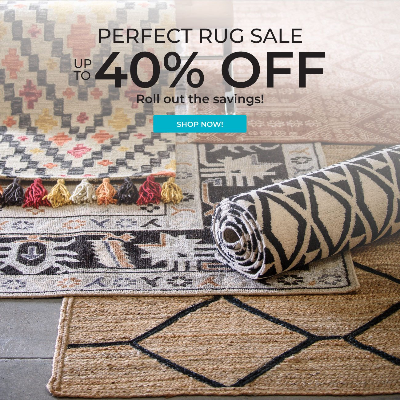 Perfect Rug Sale   Up to 40% Off   Shop Now