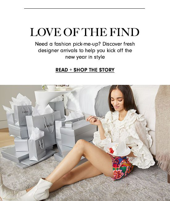 Love of the Find - Read + Shop the Story
