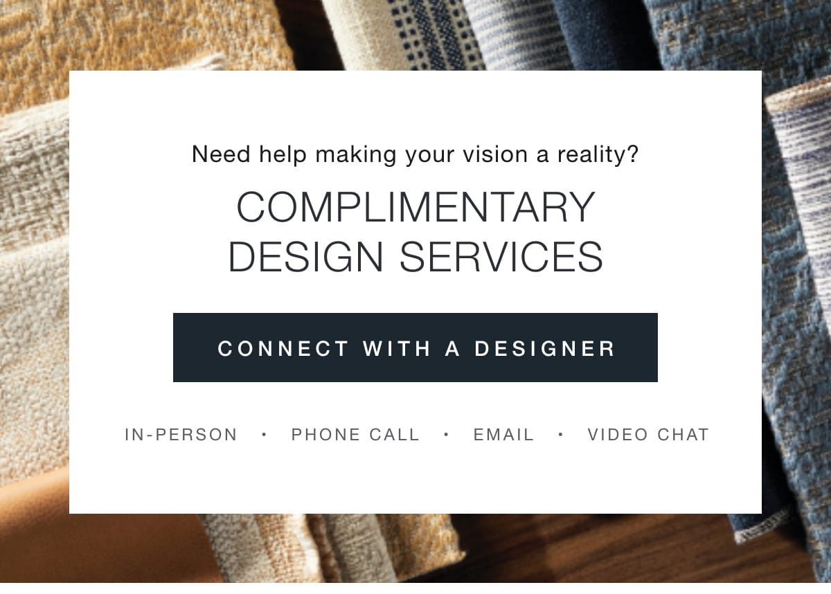 Complimentary design services