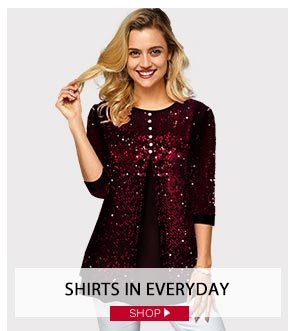Shirts In Everyday