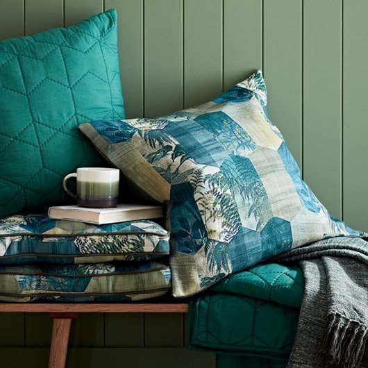 And...relax. Cushions crafted with you in mind.