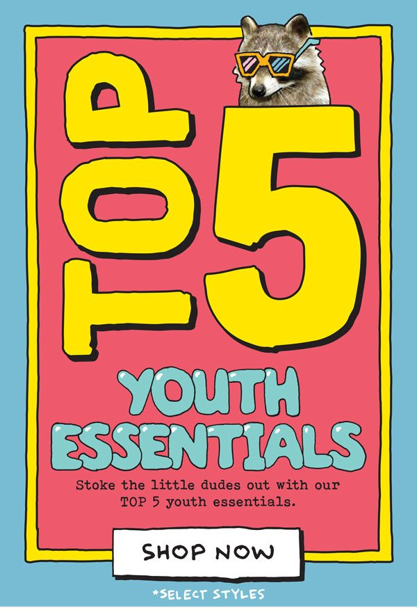 Top 5 Youth