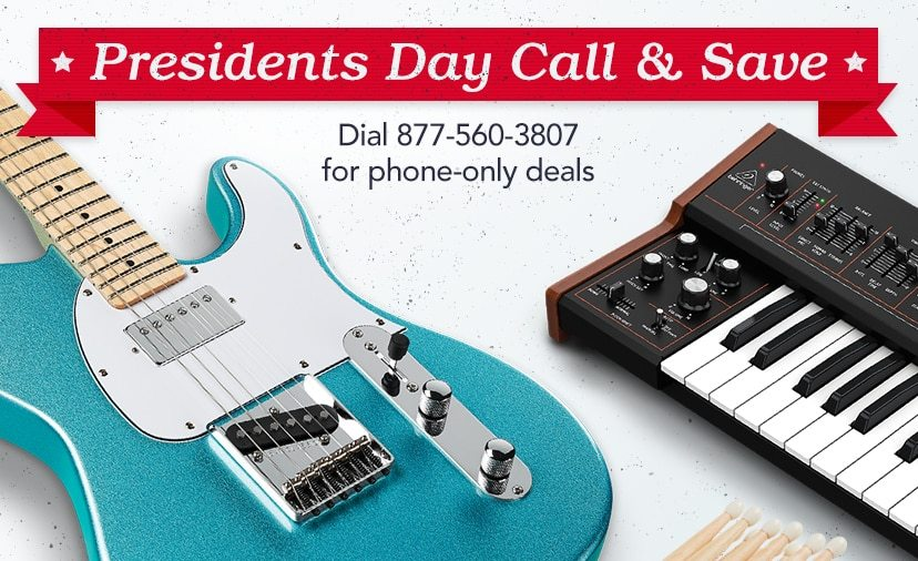 Presidents Day Call & Save. Speak with a Gear Adviser for exclusive, phone-only deals on your favorite brands. Call Now