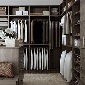 Technik Custom Embled Closets