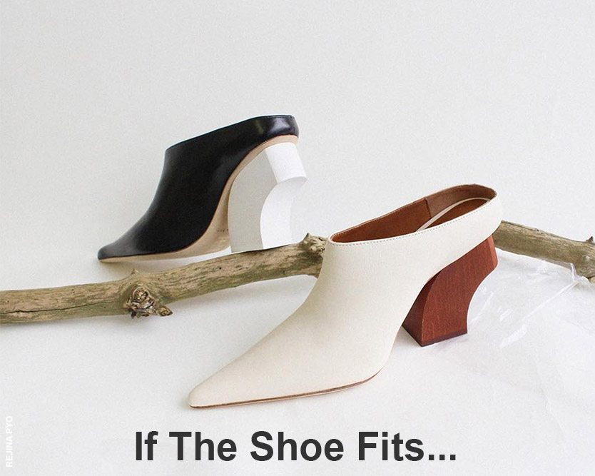 If The Shoes Fits...