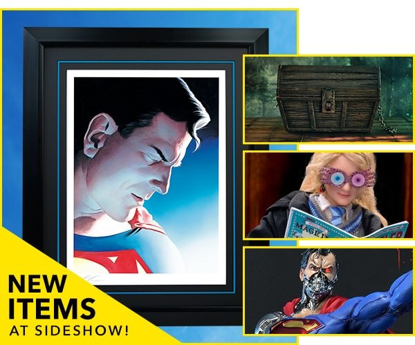 New items at Sideshow
