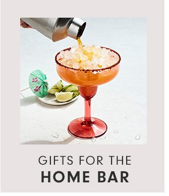 GIFTS FOR THE HOME BAR