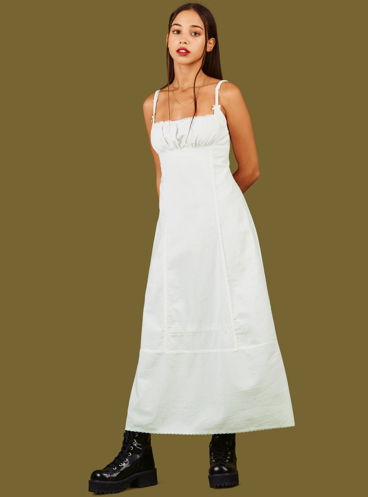 Image of Moonflower Dress