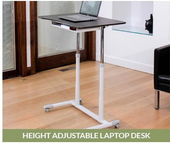 Shop the Height Adjustable Laptop Desk
