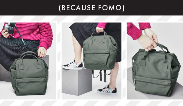 Inside: FREE Backpack 🎒 - DSW Email Archive