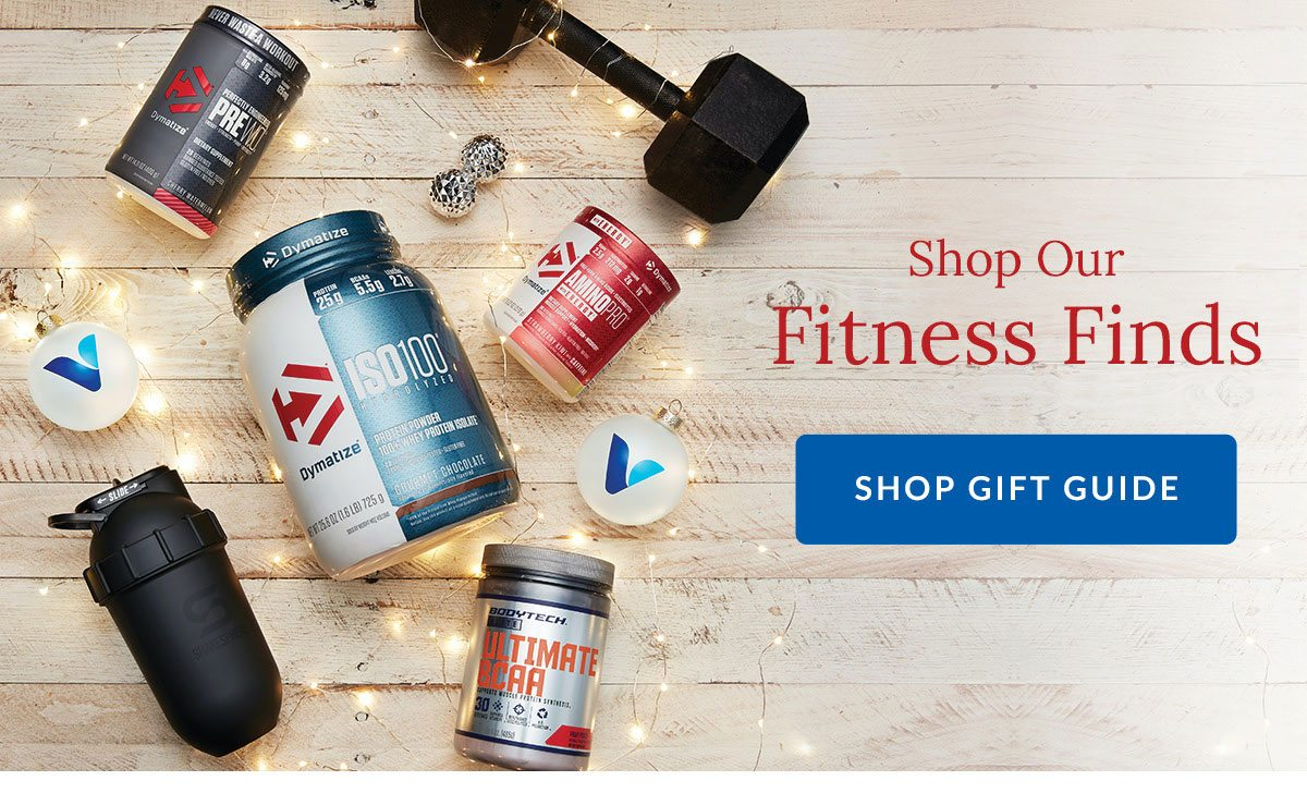 Shop Our Fitness Finds | SHOP GIFT GUIDE