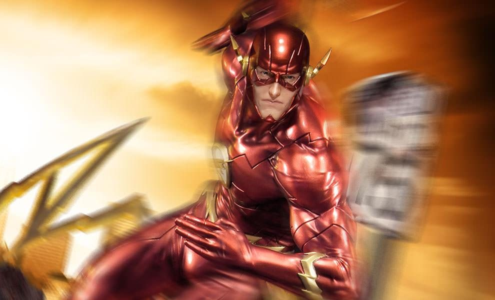 Exclusive Flash: New 52 Statue - ONLY 500 Worldwide!
