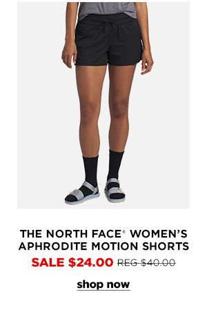 The North Face Women's Aphrodite Motion Shorts - Click to Shop Now
